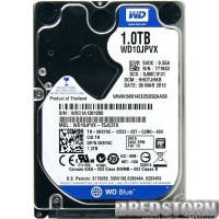 "Жесткий диск для ноутбука 2.5&"" 1TB Western Digital (WD10JPVX)"