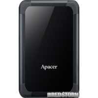 "Жесткий диск Apacer AC532 1TB 5400rpm 8MB AP1TBAC532B-1 2.5"" USB 3.1 External Black"
