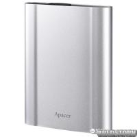 "Apacer AC730 1TB 5400rpm 8MB AP1TBAC730S-1 2.5"" USB 3.1 External Silver"