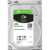 Seagate Barracuda 3TB 5400rpm 256MB ST3000DM007 3.5 SATAIII