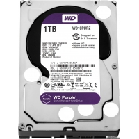 Western Digital Purple 1TB 64MB 5400rpm WD10PURZ 3.5 SATA III
