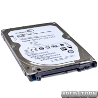 Seagate Laptop HDD 500GB 5400rpm 16MB ST500LT012 2.5 SATA II