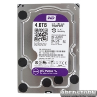 Western Digital Purple NV 4TB 64MB WD4NPURX 3.5 SATA III