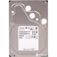 Жесткий диск Toshiba 2TB 7200rpm 128MB MG04ACA200E 3.5 SATA III