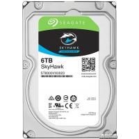 Seagate SkyHawk HDD 6TB 7200rpm 256MB ST6000VX0023 3.5 SATAIII