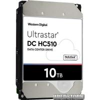 "Жесткий диск Western Digital Ultrastar DC HC510 10TB 7200rpm 256MB HUH721010ALE604_0F27606 3.5"" SATA III"