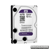 Western Digital Purple NV 6TB 64MB WD6NPURX 3.5 SATA III