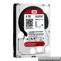 "Western Digital Red Pro 4TB 7200rpm 64MB WD4001FFSX 3.5"" SATA III"