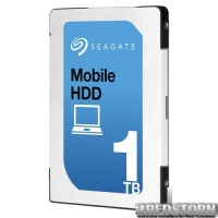 Seagate Mobile HDD 1TB 5400rpm 128MB ST1000LM035 2.5 SATA III