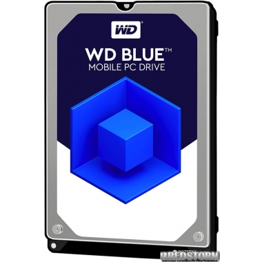 "Жесткий диск Western Digital Blue 2TB 5400rpm 128MB WD20SPZX 2.5"" SATA III"
