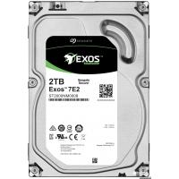 Жесткий диск Seagate Exos 7E2 512N 2ТB 7200rpm 128MB ST2000NM0008 3.5 SATA III