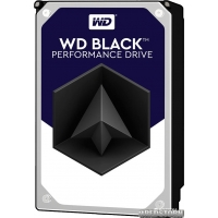 "Western Digital Black 6TB 7200rpm 256MB WD6003FZBX 3.5"" SATA III"