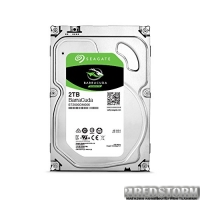 Seagate BarraCuda HDD 2TB 7200rpm 64MB ST2000DM006 3.5 SATA III