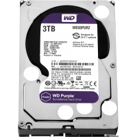 Western Digital Purple 3TB 64MB 5400rpm WD30PURZ 3.5 SATA III