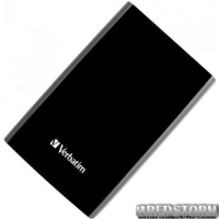 Verbatim Store n Go 500GB 53029 2.5 USB 3.0 External Black