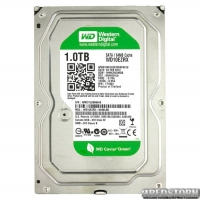 Жесткий диск 3.5' 1Tb Western Digital Green SATA3 64Mb 5400 rpm WD10EZRX Ref