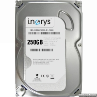Жесткий диск i.norys 250GB 5900rpm 8MB INO-IHDD0250S2-D1-5908 3.5 SATAII