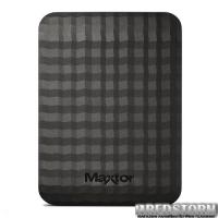 Seagate (Maxtor) 500GB STSHX-M500TCBM 2.5 USB 3.0 External Black
