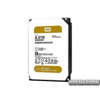 "Western Digital Gold 8TB 7200rpm 128MB WD8002FRYZ 3.5"" SATA III"