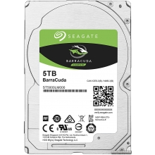 Жесткий диск Seagate BarraCuda HDD 5TB 5400rpm 128MB ST5000LM000 2.5 SATA III