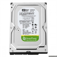 Жесткий диск Western Digital AV-GP 500GB 32MB WD5000AVDS 3.5 SATA II Refurbished