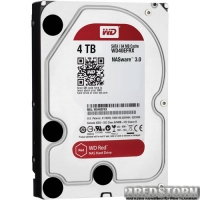 Western Digital Red 4TB 5400rpm 64MB WD40EFRX 3.5 SATA III