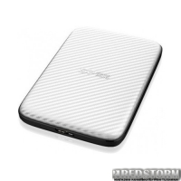 Silicon Power Diamond D20 1TB SP010TBPHDD20S3W 2.5 USB 3.0 External White