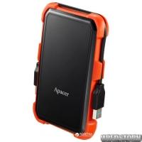 "Apacer AC630 1TB 5400rpm 8MB AP1TBAC630T-1 2.5"" USB 3.1 External Orange"