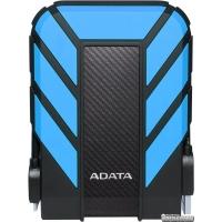 "Жесткий диск ADATA DashDrive Durable HD710 Pro 1TB AHD710P-1TU31-CBL 2.5"" USB 3.1 External Blue"