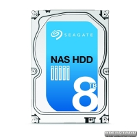 Seagate NAS HDD 8TB 256MB ST8000VN0002 3.5 SATAIII