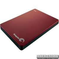 Seagate Backup Plus Portable 1TB STDR1000203 2.5 USB 3.0 External Red