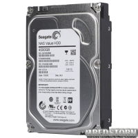 Seagate NAS HDD 4TB 5900rpm 64MB ST4000VN000 3.5 SATAIII