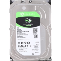 Seagate BarraCuda HDD 4TB 5400rpm 256MB ST4000DM004 3.5 SATA III