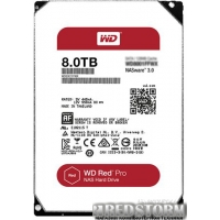 Western Digital Red 8TB 5400rpm 256MB WD80EFAX 3.5 SATA III