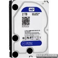 Western Digital Blue 2TB 5400rpm 64MB WD20EZRZ 3.5 SATAIII