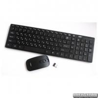 Клавиатура+мышь UKC K-06 Bluetooth Black (910265719)