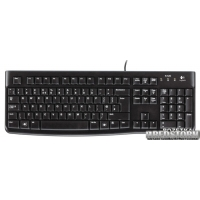 Logitech Keyboard K120 USB RUS OEM (920-002522)