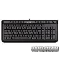 Клавиатура A4Tech KL-40-R USB Black (35471)