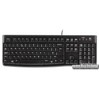 Logitech Keyboard K120 USB UKR OEM (920-002643)