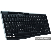 Logitech Wireless Keyboard K270 (920-003757)
