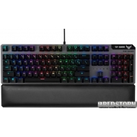 Клавиатура проводная Asus TUF Gaming K7 Ukr USB Black (90MP0191-B0MA00)