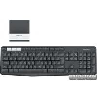 Клавиатура беспроводная Logitech K375s Multi-Device Keyboard Wireless (920-008184)