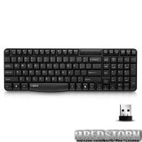 Клавиатура Rapoo E1050 wireless Black