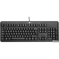 Клавиатура проводная HP USB RUS (QY776AA)