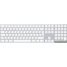 Клавиатура беспроводная Apple Magic Keyboard Bluetooth Rus (MQ052RS/A)