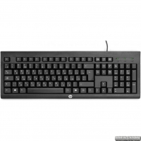 Клавіатура HP K1500 USB Black (H3C52AA)