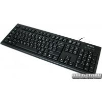 Клавиатура A4-Tech KR-85 Black PS/2