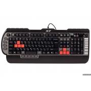 Клавіатура A4-Tech X7 G800V USB (Black)