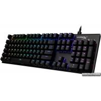 Клавиатура проводная HyperX Alloy FPS RGB Kailh Silver Speed USB (HX-KB1SS2-RU)