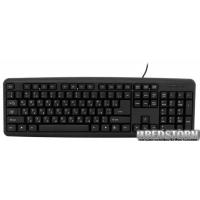 Клавиатура проводная Gembird KB-103-UA PS/2 (KB-103-UA)